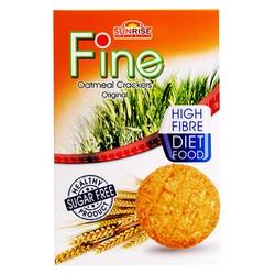 E - Bánh Ăn Kiêng Yến Mạch & Gạo Lứt Fine 178G