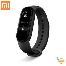 Đồng hồ thông minh Xiaomi Mi Band 5 - Vòng tay theo dõi sức khoẻ Miband 5 - Chống nước - Màu đen