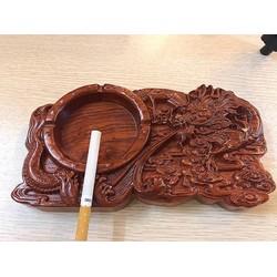 Gạt tàn gỗ Hương