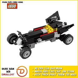 Bộ đồ chơi lắp ráp sáng tạo xe dơi Lego NinjaGo 30521