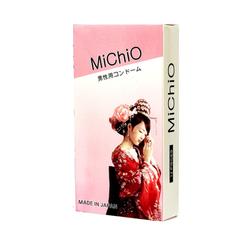 Bao cao su Michio Nhật Bản hộp 12 cái