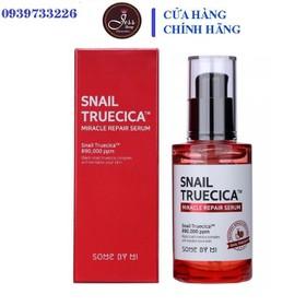 Tinh Chất Ốc Sên Đen Trị Sẹo SOME BY MI snail truecica miracle repair 50ml - Serum Snail Some By Mi