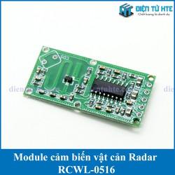 Module cảm biến vật cản Radar RCWL-0516