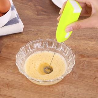 Máy đánh trứng cầm tay mini tiện lợi -Máy tạo bọt cafe đánh trứng mini - MDT-1 thumbnail