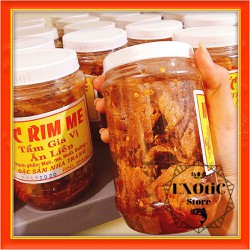 200gram Mực rim me Nha Trang - Mực cán sữa Loại 1