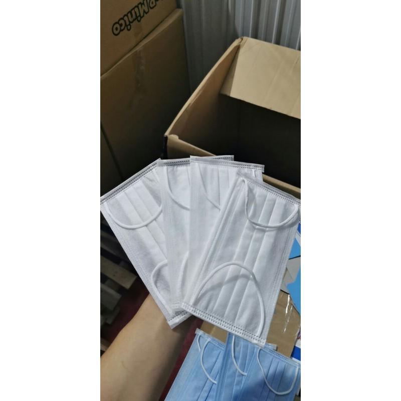 khẩu trang DATC combo 10 hộp – xanh trang