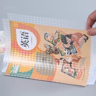 Set 30 tờ decal bọc sách vở trong suốt siêu dai không thấm nước - 09780 thumbnail