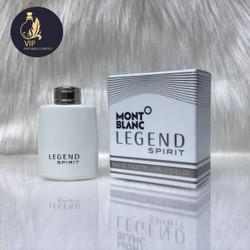 [ mini ] Nước hoa nam chính hãng MONT BLANC LEGEND SPIRIT EDT 4.5ml