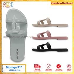 Dép Thái Lan Nữ quai đan thời trang MONOBO - Moniga 911