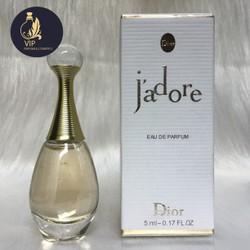 [ mini ] Nước hoa nữ chính hãng DIOR JADORE EDP 5ml