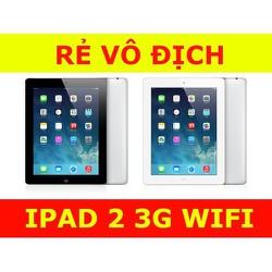 IPAD 2 BẢN 3G + WIFI