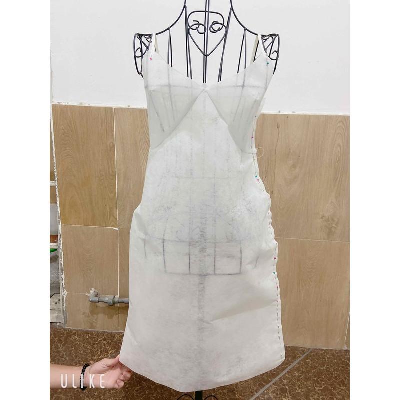 Giấy vẽ rập, dựng rập (1 cuộn 60m) – GR01