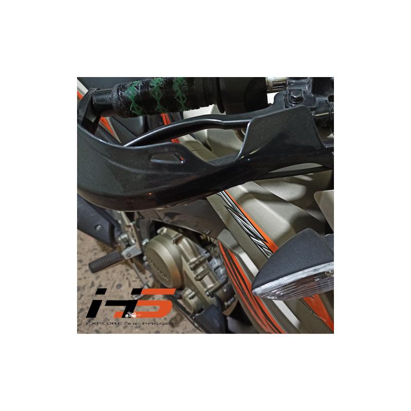 Bảo vệ tay lái Acerbis cho các dòng xe naked (KTM, Fz150i, TFX,..), cào cào – ACB001