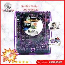 Sunlite Suite 1 - Đèn Sân Khấu