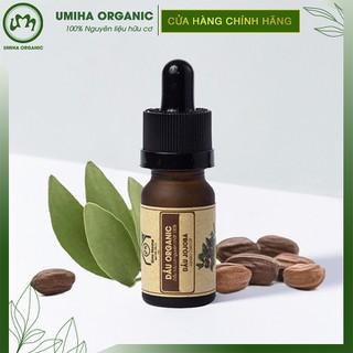 Dầu Jojoba hữu cơ Umihome 10ml nguyên chất - Dầu jojoba 10ml thumbnail