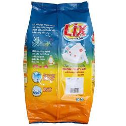 Bột giặt Lix đậm đặc hương nước hoa 5.5Kg - Khử ẩm mốc, Thơm thật lâu