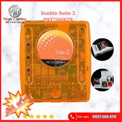 Sunlite Suite 2 - Đèn Sân Khấu