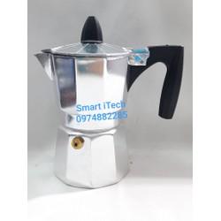 Bình pha cafe Espresso (Moka pot) dung tích 50ml