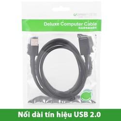 Cáp nối USB 1 đầu đực 1 đầu cái dài 1.5 mét UGREEN 10315 [ĐƯỢC KIỂM HÀNG] 31822633