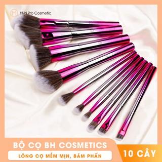 Bộ cọ BH Cosmetics Affair Brush - 10 CÂY thumbnail