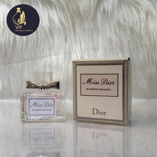 [ mini ] Nước hoa nữ chính hãng DIOR MISS DIOR BLOOMING BOUQUET EDT 5ml - VIP024 thumbnail