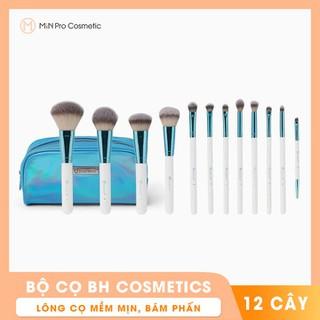 Bộ cọ BH Cosmetics PoolSide Chic - 12 cây thumbnail
