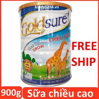 [HSD T3.2023] Sữa Goldsure phát triển chiều cao NL 900g (kiddy1234) - goldsure-chieucao-NL thumbnail