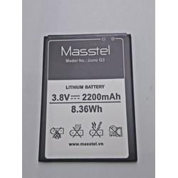 Pin điện thoại Masstel JUNO Q3