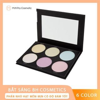Bắt sáng BH Cosmetics Spotlight highlight 6 Color Palette - Phấn bắt sáng thumbnail