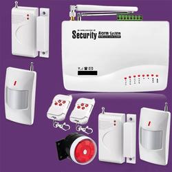 Thiết Bị Chống Trộm GSM-3500 Tặng 1 Đầu Dò + 1 Cảm Biến Cửa