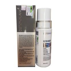 Mặt nạ sủi bọt thải độc trắng da Detox BlanC Mask than hoạt tính 150ml