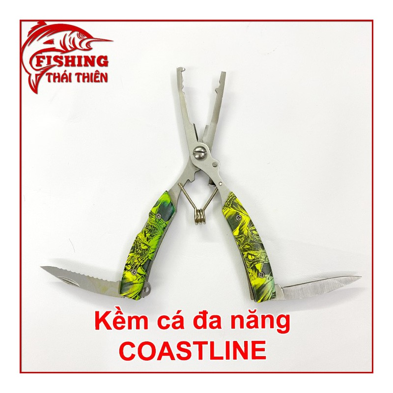 Kềm đa năng câu cá – kemdanang.coastline18.9