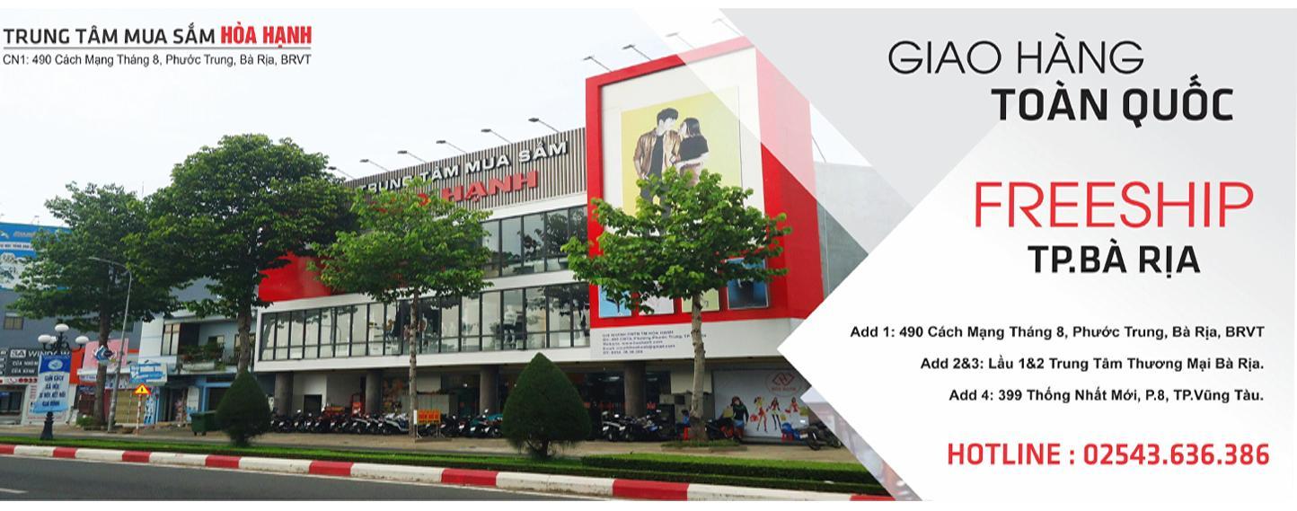 Trung tâm mua sắm HÒA HẠNH