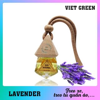Tinh dầu treo xe Lavender - TXOH thumbnail