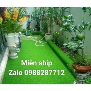 Thảm cỏ nhân tạo 2cm - 8878 thumbnail
