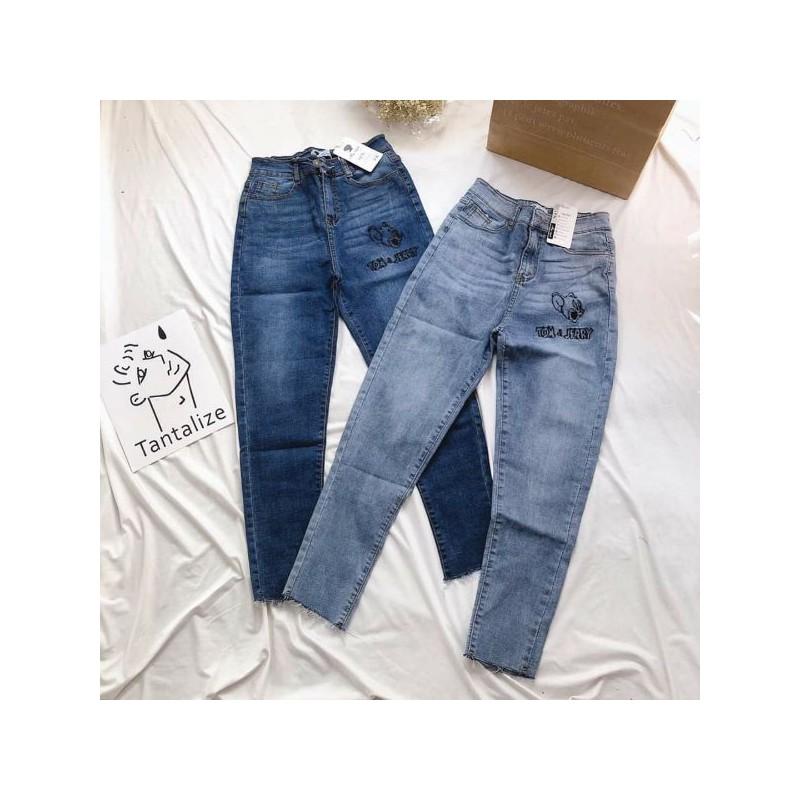 Quần jean baggy – Jean