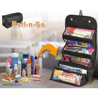 Túi Đựng Mỹ Phẩm Thu Gọn Roll N GO - T0037 thumbnail