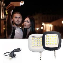 Đèn flash hỗ trợ chụp hinh cho điện thoại