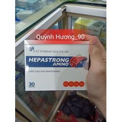 Viên uống Hepastrong amino hỗ trợ cải thiện chức năng Gan