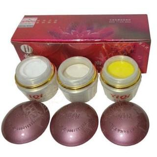 Bộ kem dưỡng da làm mờ nám và Tàn Nhang YIQI TAIWAN - kem yiqi - HX1171 - HX1171 3