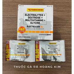 ELECTROGEN D Bổ sung chất điện giải và năng lượng cho gà đá