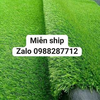 42m2 thảm cỏ nhân tạo 2cm - 8728822 thumbnail
