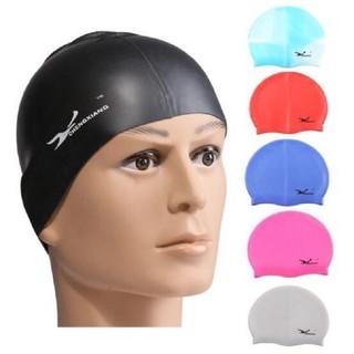 Mũ Bơi Silicon - MB01 thumbnail