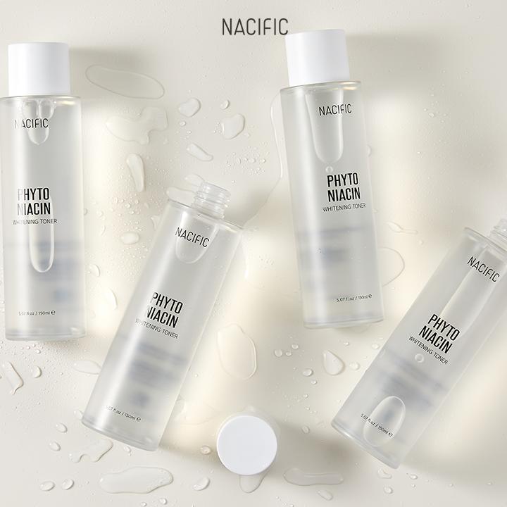 Toner dưỡng trắng da NACIFIC Phyto Niacin Whitening Toner 150ml - NA_TO02