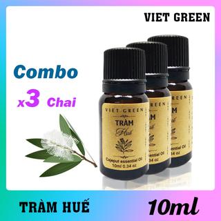 Tinh dầu Tràm Huế 10ml - Combo 3 chai - 3TDTH10 thumbnail