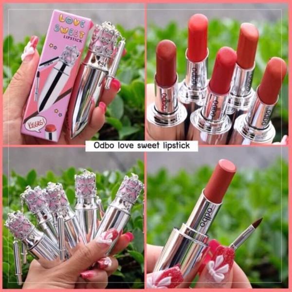 Son Odbo Love Sweet Lipstick OD554