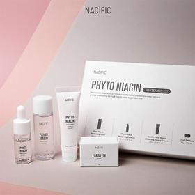 Bộ Dưỡng Mini NACIFIC Phyto Niacin Whitening Kit - NA_KIT02