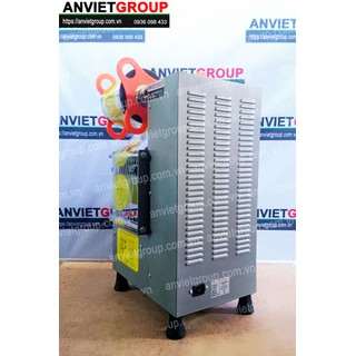 Máy ép dán đậy nắp miệng ly cốc bán tự động Eton Q7 - EtonQ7 thumbnail