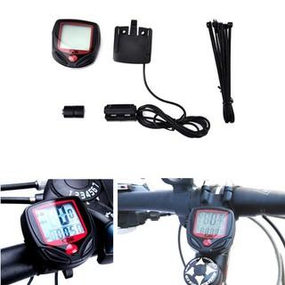 [Giảm giá sốc] Đồng hồ đo tốc độ xe đạp đa năng - 188 5