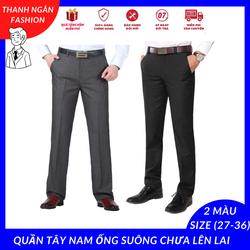 Quần tây nam trung niên công sở với thiết kế gam màu sang trọng tôn lên nét mạnh mẽ cho nam giới - XMTN01